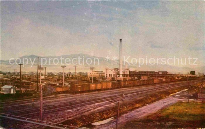 Pocatello Railroad Yards Kat. Pocatello