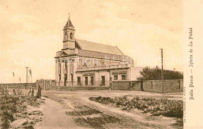 Bahia Blanca Kirche Piedad Kat. Bahia Blanca
