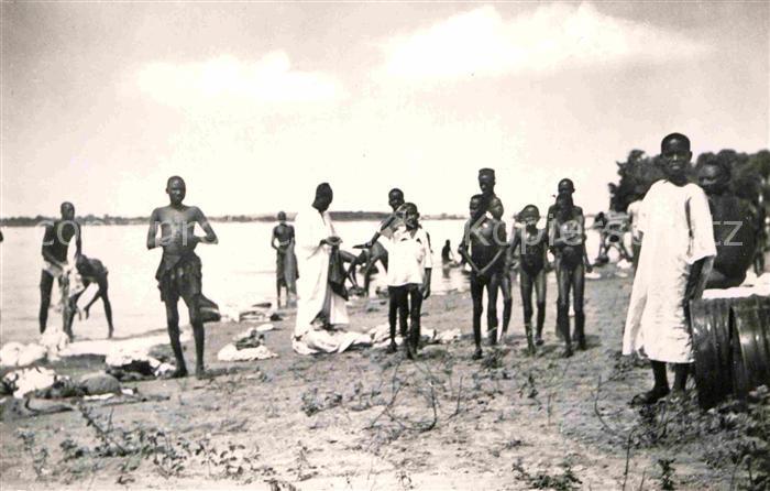Niamey Bords du Niger Kat. Niamey