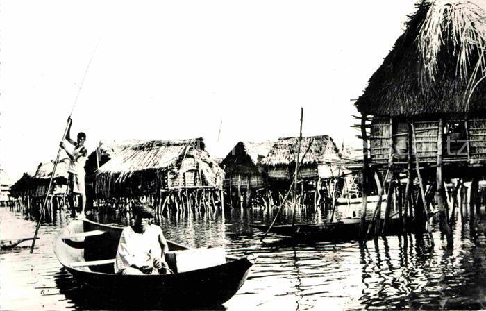 Benin City Villages Lacustres du Lac Nokoue Kat. Benin City