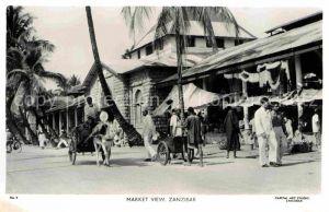 Zanzibar Market Kat. Zanzibar