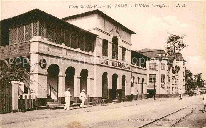 Lome Hotel Cariglio Kat. Lome
