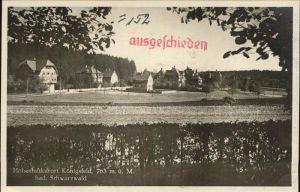 Koenigsfeld Schwarzwald Schwarzwald / Koenigsfeld im Schwarzwald /Schwarzwald-Baar-Kreis LKR