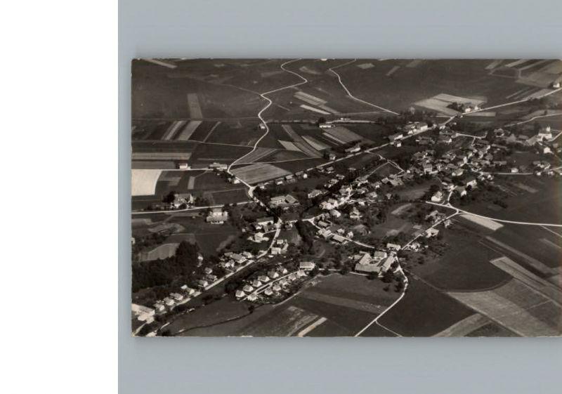 AK / Ansichtskarte Anzenkirchen Fliegeraufnahme / Triftern /Rottal-Inn LKR