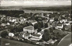 AK / Ansichtskarte Koenigsfeld Schwarzwald Gymnasium / Koenigsfeld im Schwarzwald /Schwarzwald-Baar-Kreis LKR