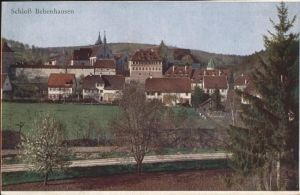 AK / Ansichtskarte Bebenhausen Tuebingen Schloss Bebenhausen Kat. Tuebingen
