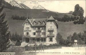 Saint-Pierre-de-Chartreuse Hotel Grand Som *