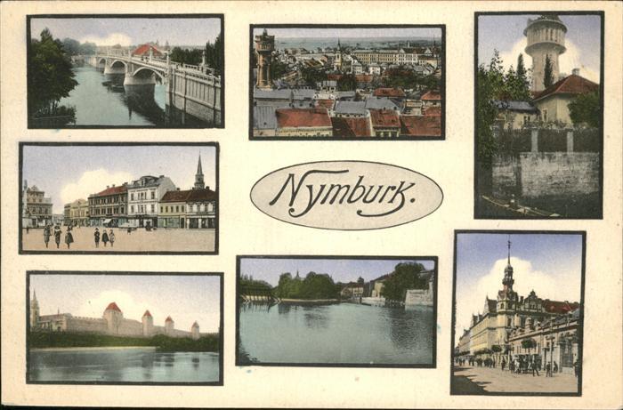 AK / Ansichtskarte Nymburk Neuenburg Elbe  / Nimburg /