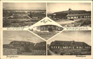AK / Ansichtskarte Sylt Jungenhaus Maedelhaus Puan Klent Kat. Sylt Ost