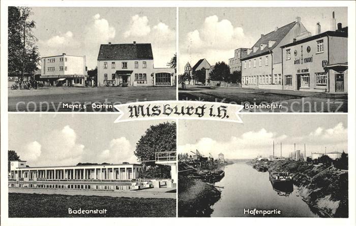 misburg gruss aus bahnhofstrasse verlag v august heye ungebraucht nr 422791569. Black Bedroom Furniture Sets. Home Design Ideas