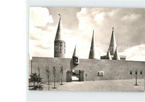 AK / Ansichtskarte Schildgen Katholische Pfarrkirche Herz Jesu Kat. Bergisch Gladbach