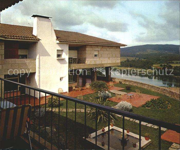 AK / Ansichtskarte Valença Jardim e Terracos da Pousada Kat. Valença