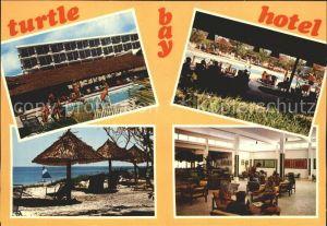 AK / Ansichtskarte Watamu Turtle Bay Hotels