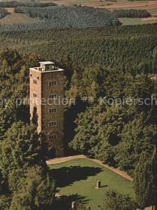 AK / Ansichtskarte Rotenburg Fulda Fliegeraufnahme Turm Kat. Rotenburg a.d. Fulda