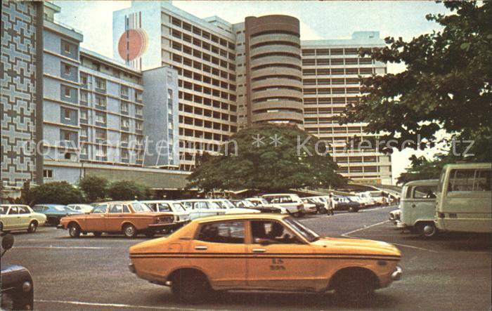 AK / Ansichtskarte Lagos Nigeria Federal Palace Hotel