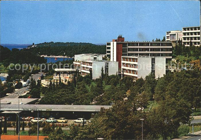 AK / Ansichtskarte Porec Plava Laguna Hotel Lotos Kat. Kroatien
