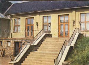 AK / Ansichtskarte Marienberg Erzgebirge VEB Federnwerk Marienheim Betriebsgaststaette Dorfheim Kat. Marienberg