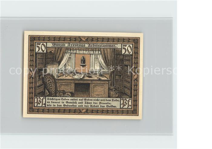 AK / Ansichtskarte Siebleben Gotha 50 Pfennig