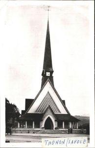 AK / Ansichtskarte Vongy Eglise Notre Dame du Leman