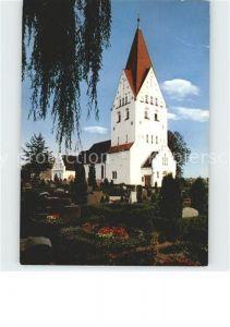 AK / Ansichtskarte Hadersleben Haderslev Kirche Kat. Haderslev