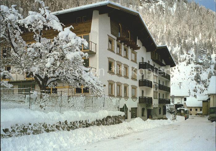 Ak Ansichtskarte Pfunds Hotel Tyrol Kat Pfunds Nr Kg95134