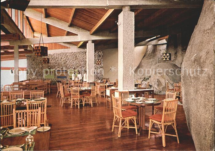AK / Ansichtskarte Tansania Sereonera Lodge Dining Hall Kat. Tansania