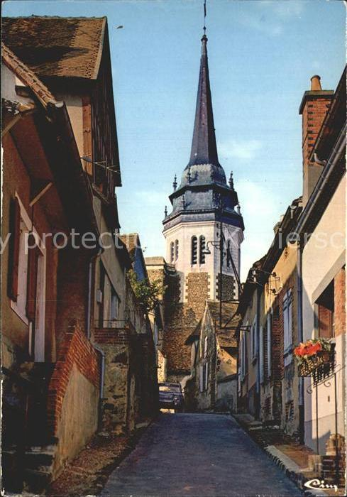 AK / Ansichtskarte Toucy Eglise St Pierre  Kat. Toucy