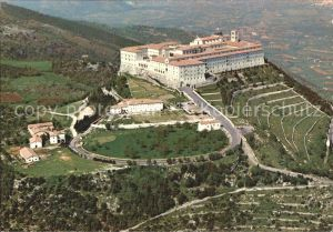 AK / Ansichtskarte Cassino Abbazia di Monte Cassino vista aerea Abtei Kat. Frosinone