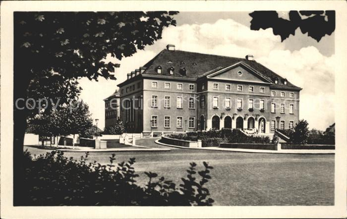 AK / Ansichtskarte Leuna Walter Ulbricht Feierabendhaus / Leuna /Saalekreis LKR