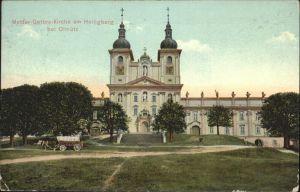 AK / Ansichtskarte Olmuetz Olomouc Mutter Gottes Kirche  Heiligberg Kuh / Olomouc /