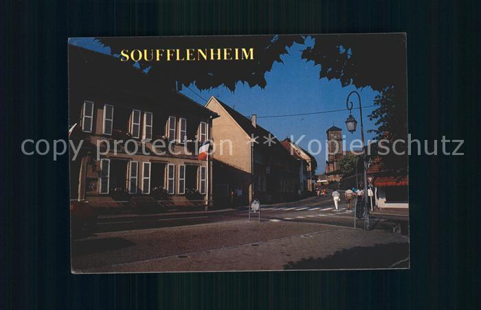 AK / Ansichtskarte Soufflenheim Cite de Potiers Kat. Soufflenheim