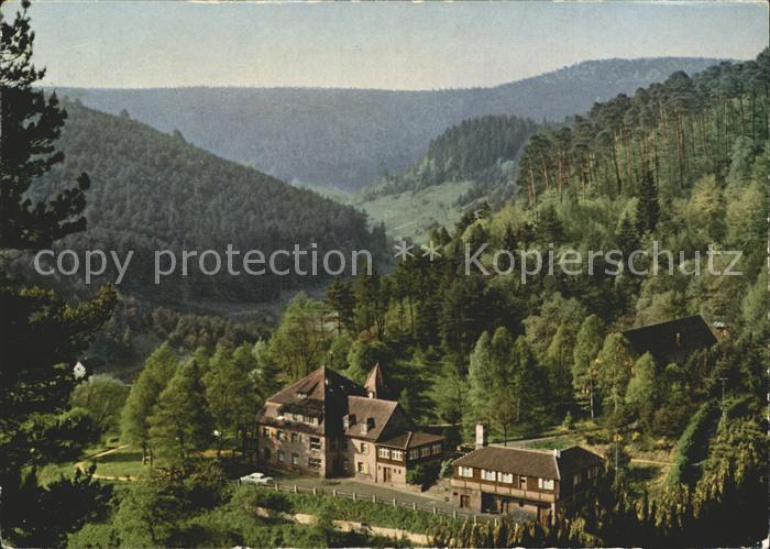 AK / Ansichtskarte Harzofen Naturfreundehaus Elmstein Kat. Elmstein