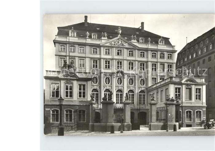 AK / Ansichtskarte Dresden Palais Cosel Kat. Dresden Elbe