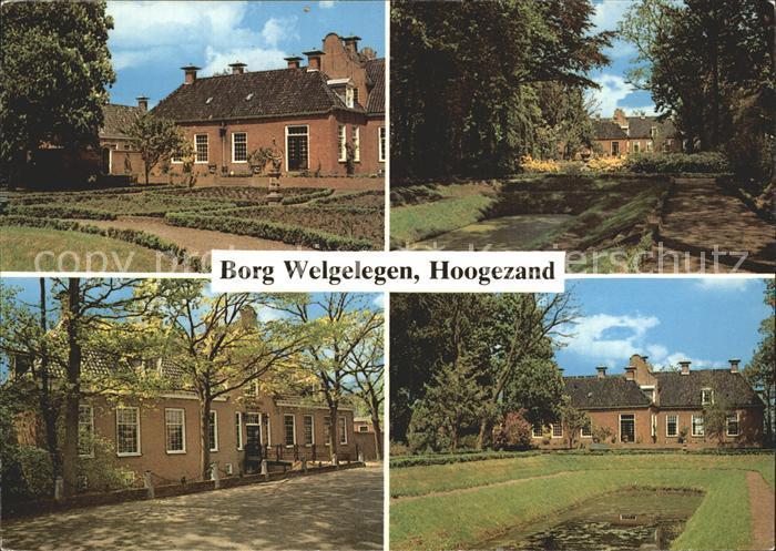 AK / Ansichtskarte Hoogezand Borg Welgelegen