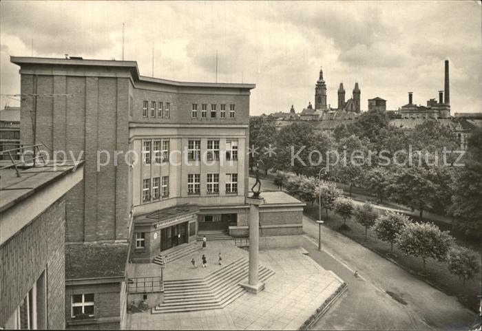 AK / Ansichtskarte Hradec Kralove Stredni vseobecne vzdelavaci skola Schule Kat. Hradec Kralove Koeniggraetz