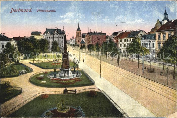 AK / Ansichtskarte Dortmund Hiltropwall Denkmal Kat. Dortmund