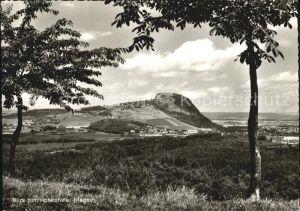 AK / Ansichtskarte Singen Hohentwiel Panorama Blick zum Hohentwiel Kat. Singen (Hohentwiel)