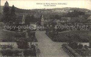 AK / Ansichtskarte Bussy le Grand Chateau de Bussy Rabutin vue des jardins Kat. Bussy le Grand