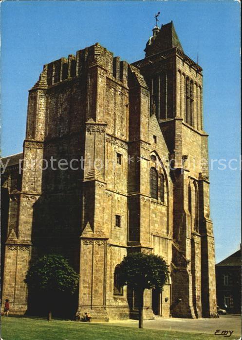 AK / Ansichtskarte Dol de Bretagne La Cathedrale Kat. Dol de Bretagne