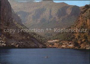 AK / Ansichtskarte Sa Calobra Bucht Kueste Gebirge
