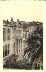 AK / Ansichtskarte Menton Alpes Maritimes Maison de la Vierge Kat. Menton