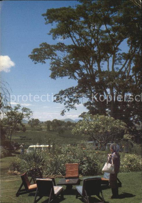 AK / Ansichtskarte Karatu Gibb s Farm im Ngorngoro Safari Lodge