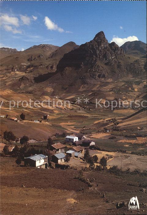 AK / Ansichtskarte Zumbahua Panorama
