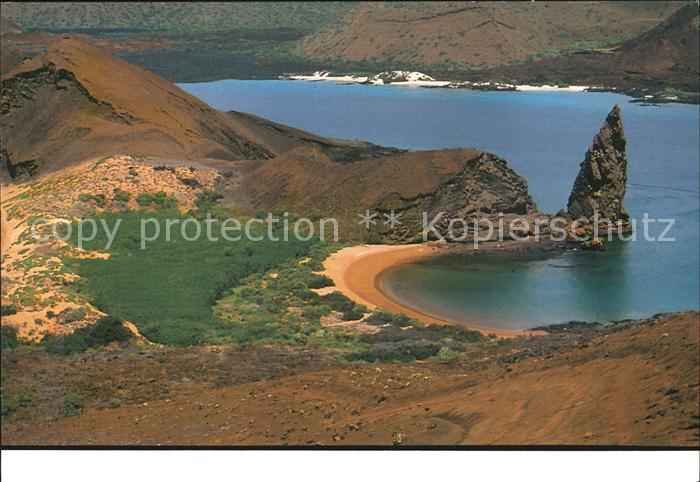 AK / Ansichtskarte Isla Santiago Galapagos