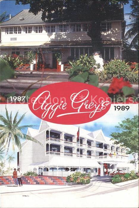 AK / Ansichtskarte Apia Aggi Greys Hotel Kat. Apia