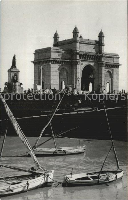 AK / Ansichtskarte Bombay Mumbai Gateway of India