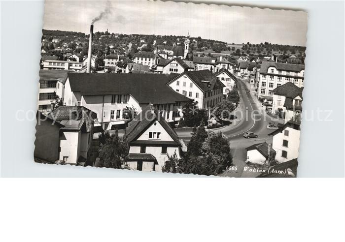 AK / Ansichtskarte Wohlen AG Panorama Kat. Wohlen AG