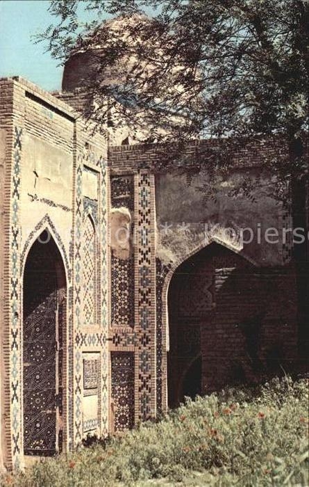 AK / Ansichtskarte Samarkand Shah i Zindah Complex  Kat. Samarkand