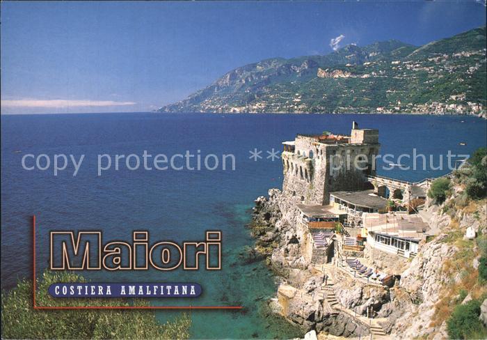 AK / Ansichtskarte Maiori Panorama Costiera Amalfitana Kat. Maiori
