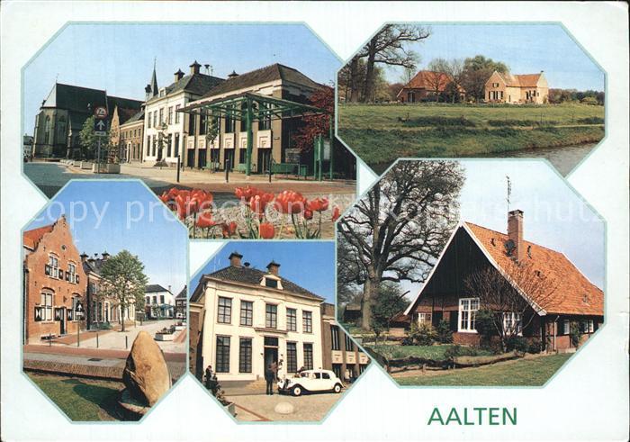 AK / Ansichtskarte Aalten Teilansichten Gebaeude Kat. Niederlande